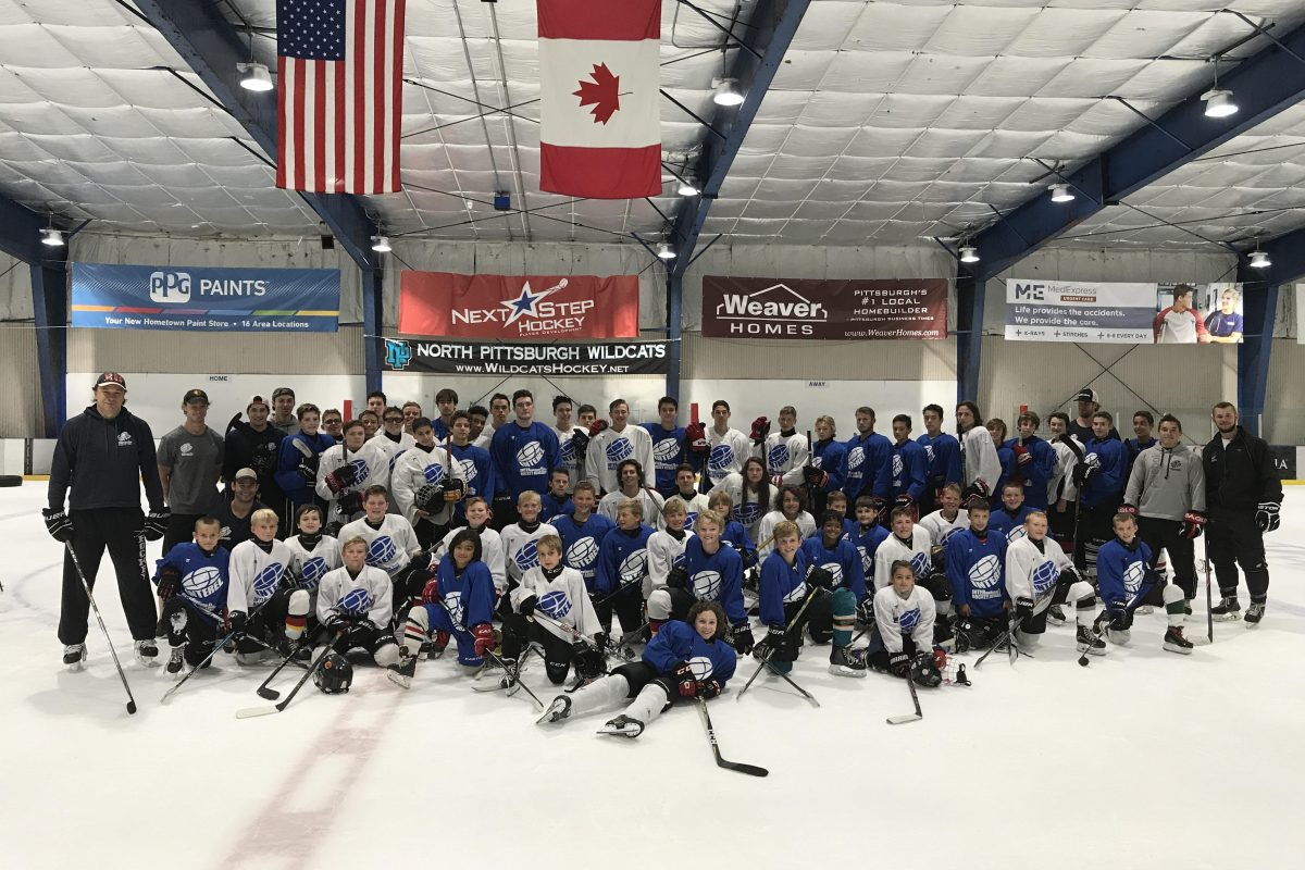 2017 group picture on ice